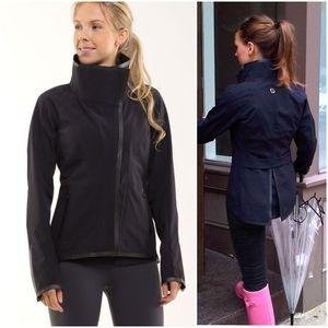 Rare Lululemon Harmony Softshell Jacket Black NWT